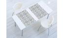 Set de table Trianon Bleu - STV-TRI-BU - Le Grand Cirque
