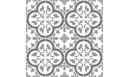 Crédence adhésive sur mesure Tuileries base beige Crédences Adhésives sur mesure - Le Grand Cirque