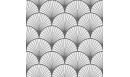 Crédence adhésive sur mesure Seigaiha Crédences Adhésives sur mesure - Le Grand Cirque