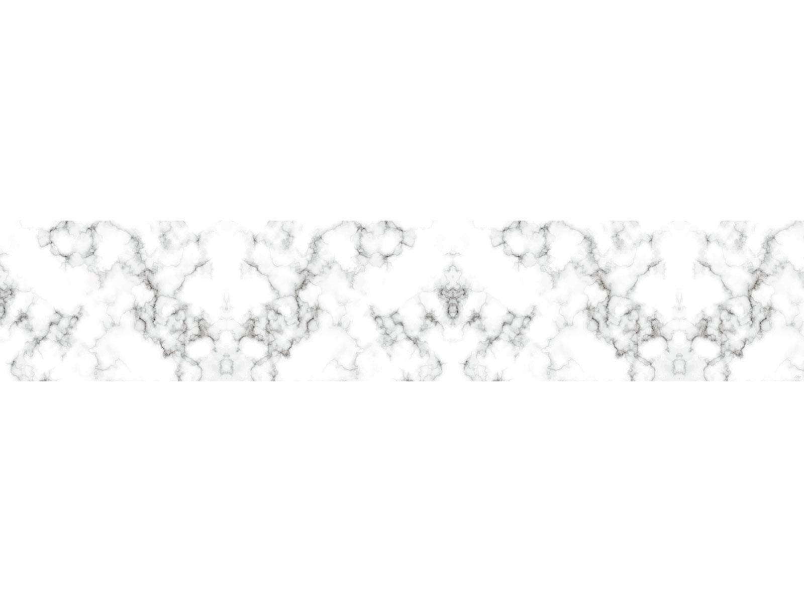 Credence Cuisine Marbre Blanc crédence adhésive marbre blanc