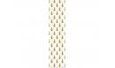Papier peint adhésif Ananas 52 CM - PPV-ANA-OR - Le Grand Cirque