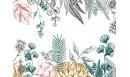Crédence adhésive Orée du bois Vert forêt - CRV-ORE-VF - Le Grand Cirque