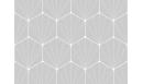 Papier peint adhésif Constellation grise - papier peint autocollant - Le Grand Cirque