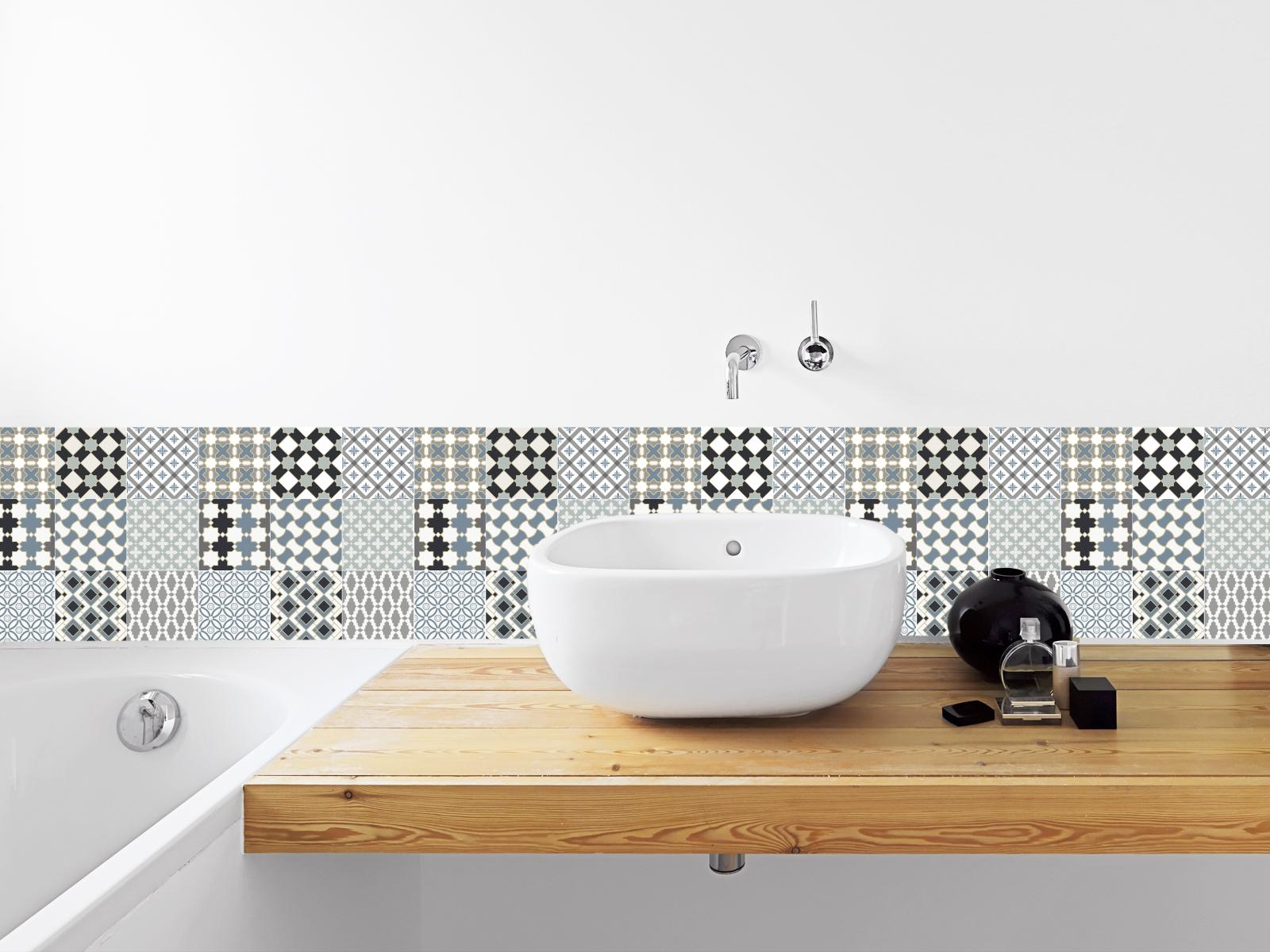 cr dence adh sive carreaux de ciment c ramique. Black Bedroom Furniture Sets. Home Design Ideas