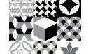 Crédence adhésive Manufacture - crédence autocollante - Le Grand Cirque