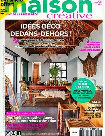 Maison Créative - Pousser les murs et les moderniser
