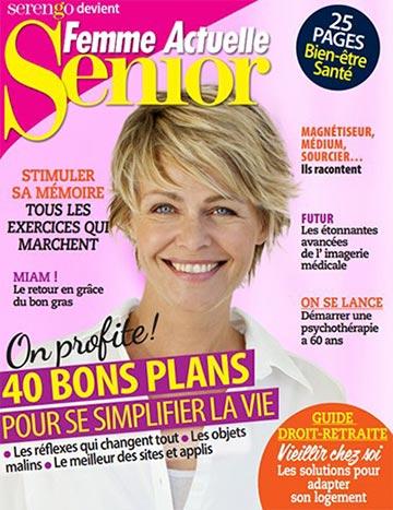 Femme Actuelle Senior - Le meilleur des nouveautés du moment