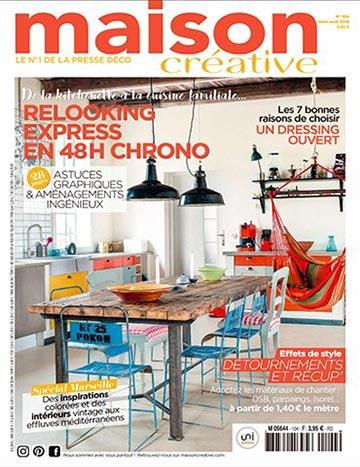 Maison Créative - Top 5 des sites pour customiser sa cuisine