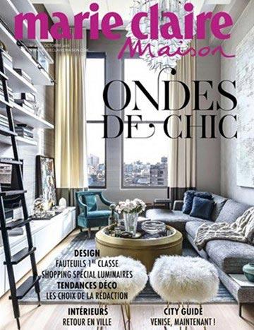 Marie Claire Maison - Buzz & déco - Crédences prêtes à coller