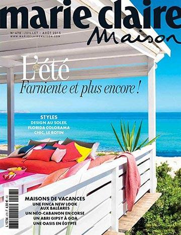 Marie Claire Maison - Azurs et Azulejos
