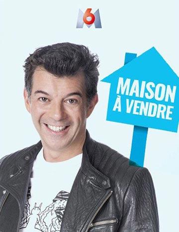 M6 Maison à Vendre Stéphane Plaza, Sophie Ferjani, tapis vinyle Cordoba